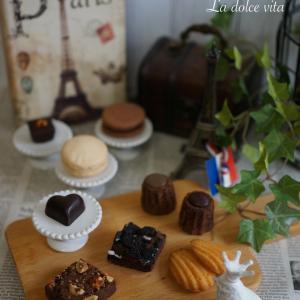 Chocolate Sweets Tea time ❤️