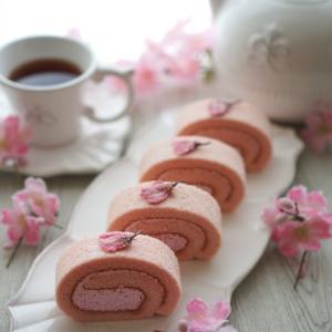 Sakura sweets Tea time ❤️