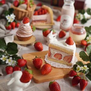Strawberry  Season ❤️ ICHIBIKO