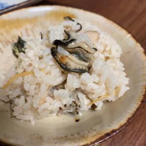 牡蠣ご飯、牡蠣グラタン