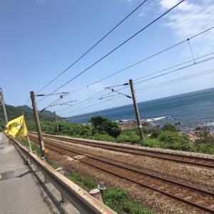 自転車と一緒に電車でGO! 台湾一周(環島)Day 6