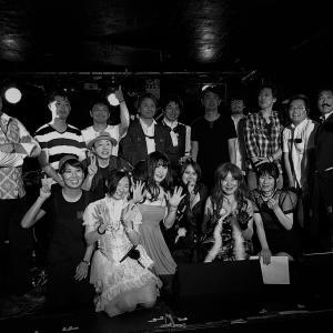 ちーぼー先生、久しぶりにバンドでライブ出演します!!