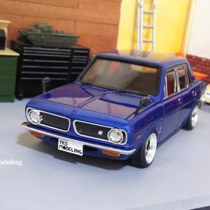 童友社 ホンダ 1300S 99S 旧車ホイールカスタム