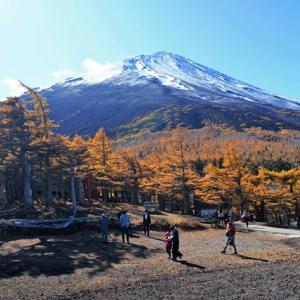 2019年秋の富士山ドライブはFUJIづくしなドライブになりましたw
