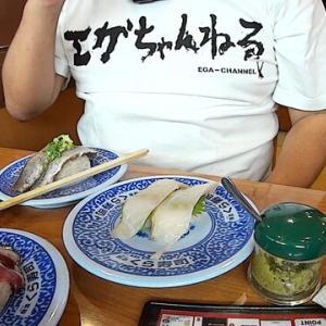 久しぶりにくら寿司でたくさん食べてきた