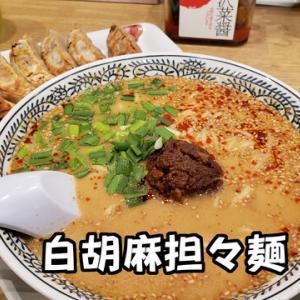 ついにレギュラー化? 丸源ラーメンの白胡麻担々麺を食べてきた