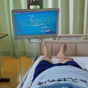 入院14日目