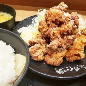 新東名・清水PAで伝説のすた丼屋の「鬼盛りすたみな唐揚げ」を食べてみた