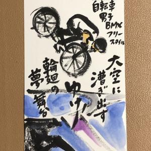 自転車 男子BMXフリースタイル