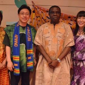 @Pastoramano: ブログを更新しました。 「Pastoramano: 【 アフリカンサービス最高 】」→http://t.co/PEkc5iBpmO