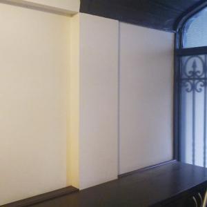 DIYな日④(玄関壁のリフォーム)