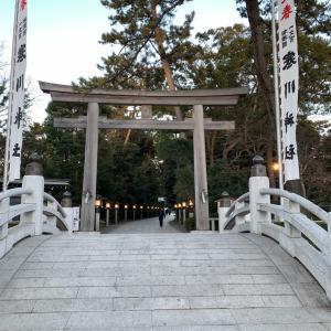 寒川神社に行ってまいりましたー♫