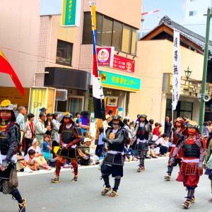 小田原北條五代祭り2019