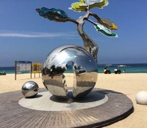 【韓国】カンヌン市キョンポビーチ Gyungpo Beach