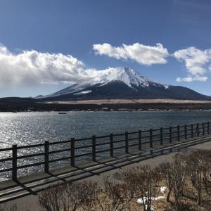 【山中湖】富士山絶景スポット