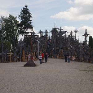 リトアニア:十字架の丘