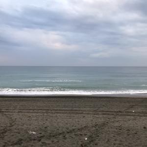 2018年 遠州サーフ ヒラメ釣行