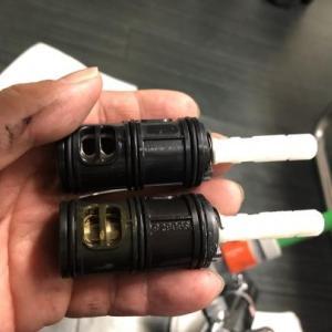 混合栓補修