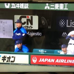 やっとプロ野球が開幕しました。