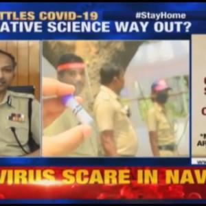 インドでは、新型コロナの予防に、ホメオパシーを約9万人の警官に配布したそうです!