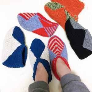84歳の手作り編物