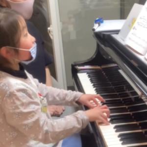 グランドピアノ気持ちいい!