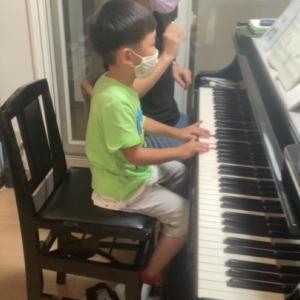 ピアノの成長曲線