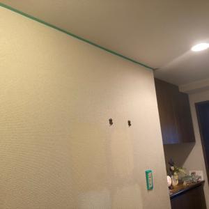 ペンキ塗り楽しい!