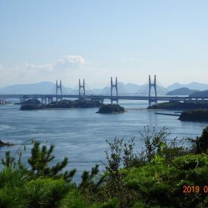 鷲羽山展望台 岡山県