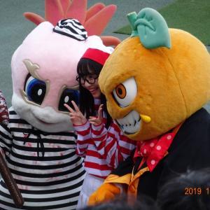 FC岐阜 ホーム愛媛戦 2019年