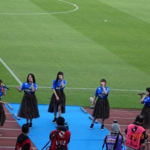 FC岐阜 アウェイ町田戦 2019年