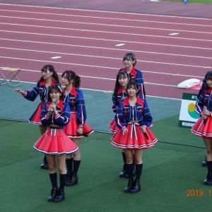 FC岐阜 ホーム徳島戦 2019年