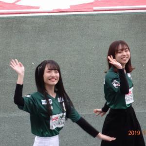 FC岐阜 ホーム甲府戦 2019年ホーム最終戦