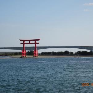 弁天島海浜公園  静岡県