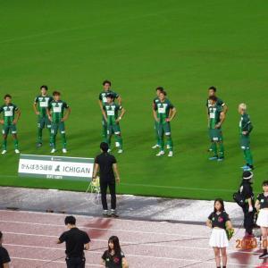 FC岐阜 ホーム讃岐戦(J3)2020年