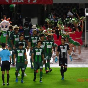 FC岐阜ホーム長野戦 2020年(J3)