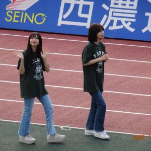 FC岐阜 ホーム福島戦(J3)2020年