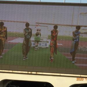 FC岐阜 ホーム藤枝戦(J3)2020年