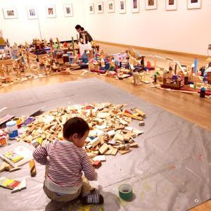 Community on the move @Azono  姫路の小学校と美術館の連携