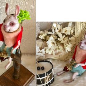 マキシム様のウサギ♪