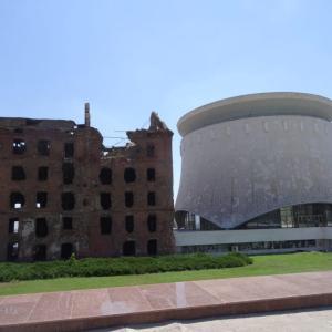 第二次大戦の戦場になった街ボルゴグラード