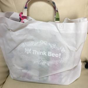 Think Beeのバッグ。