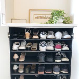 靴の整理で運気UP♪