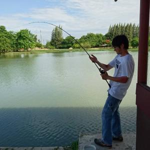 ブンサムラン、パイロット111、アマゾンレイク釣行!! in Thailand  【後編】