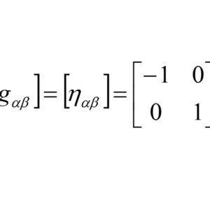 タキオン粒子間の重力は引力か、斥力か。
