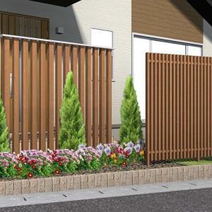 ファサード~庭の整備・グレードアップ
