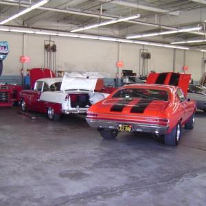 hotrod shop