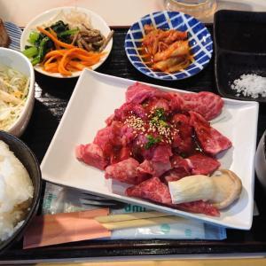 美崎牛で焼肉ランチ☆
