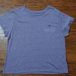 クイナのTシャツ☆