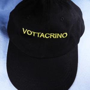 VOTTACRINOロゴ入り帽子を作りました!